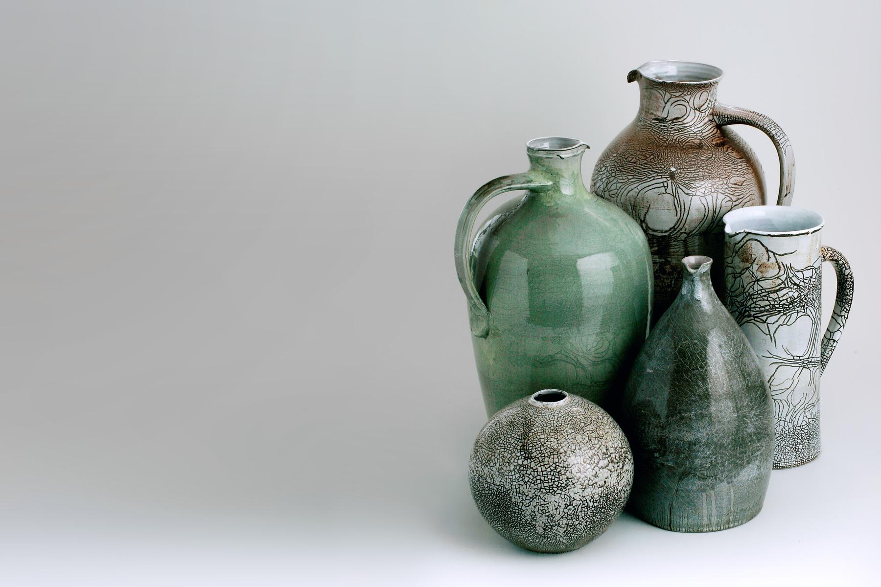 Felix R. Mields Keramik, Töpferei